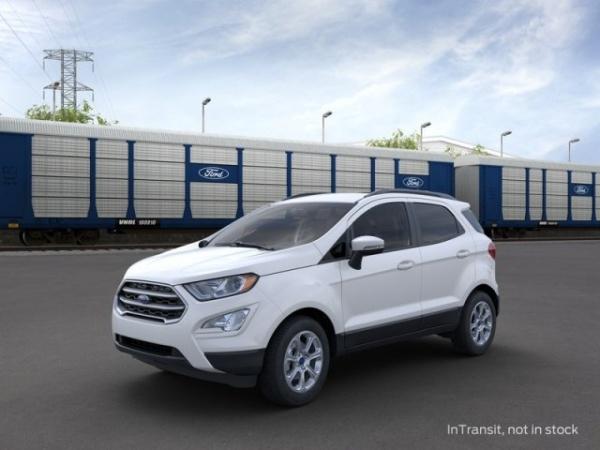 2020 Ford EcoSport in New Braunfels, TX