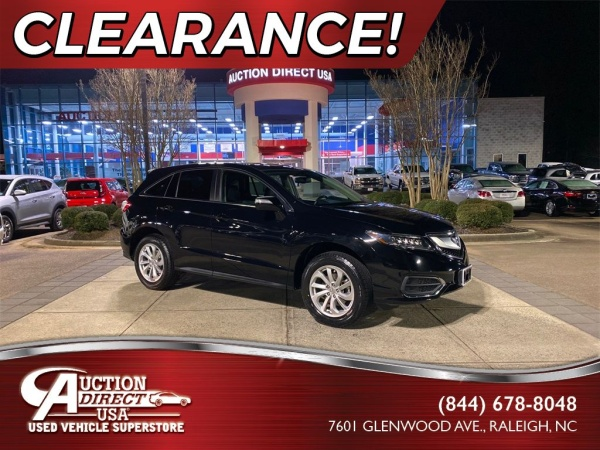 2017 Acura RDX in Raleigh, NC
