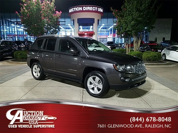 2015 Jeep Compass in Raleigh, NC