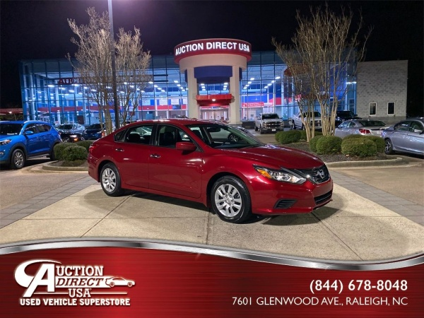 2017 Nissan Altima in Raleigh, NC