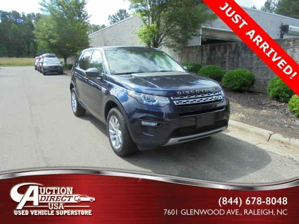 2016 Land Rover Discovery Sport in Raleigh, NC