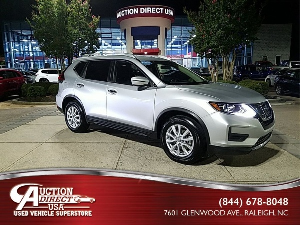 2018 Nissan Rogue in Raleigh, NC