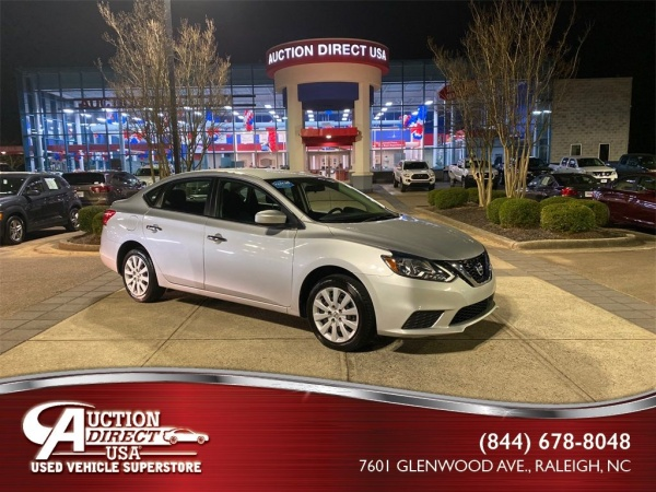 2019 Nissan Sentra in Raleigh, NC