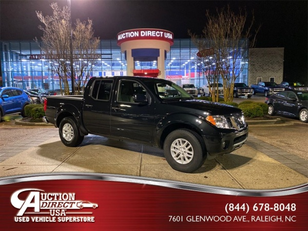 2019 Nissan Frontier in Raleigh, NC