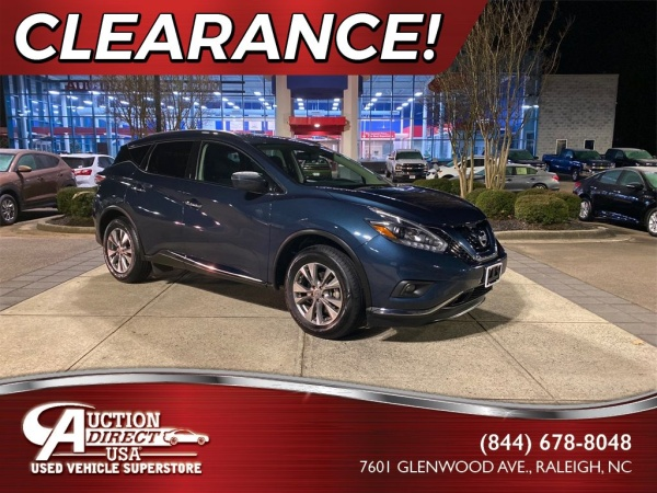 2018 Nissan Murano in Raleigh, NC