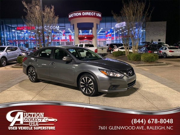2018 Nissan Altima in Raleigh, NC