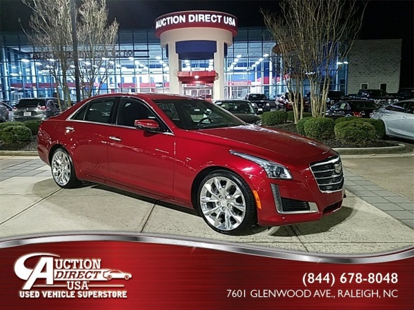 2016 Cadillac CTS Premium Collection