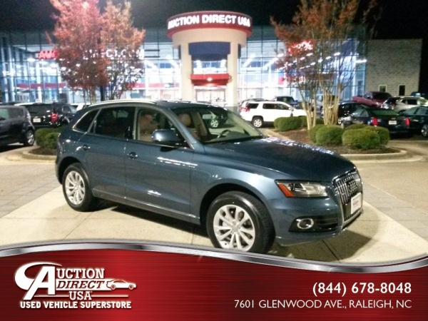 2017 Audi Q5 in Raleigh, NC