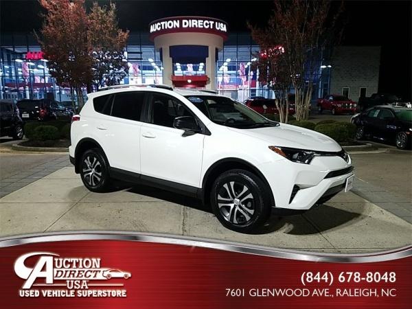 2017 Toyota RAV4 in Raleigh, NC