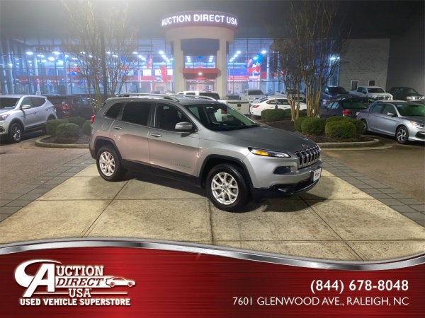 2016 Jeep Cherokee in Raleigh, NC