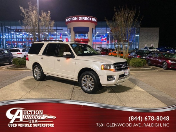 2017 Ford Expedition in Raleigh, NC