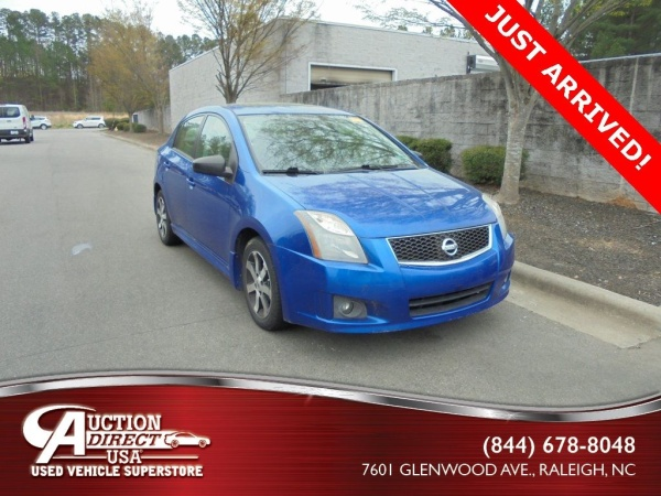 2011 Nissan Sentra in Raleigh, NC