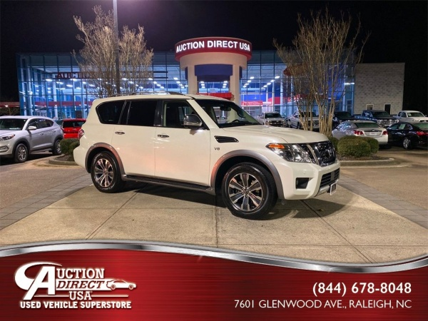 2017 Nissan Armada in Raleigh, NC