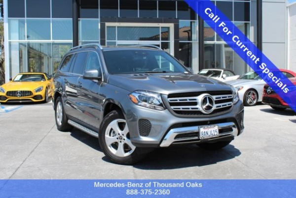 2018 Mercedes Benz Gls Gls 450 4matic For Sale In Thousand Oaks Ca