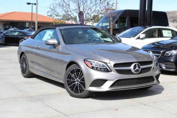 2020 Mercedes-Benz C-Class in Thousand Oaks, CA