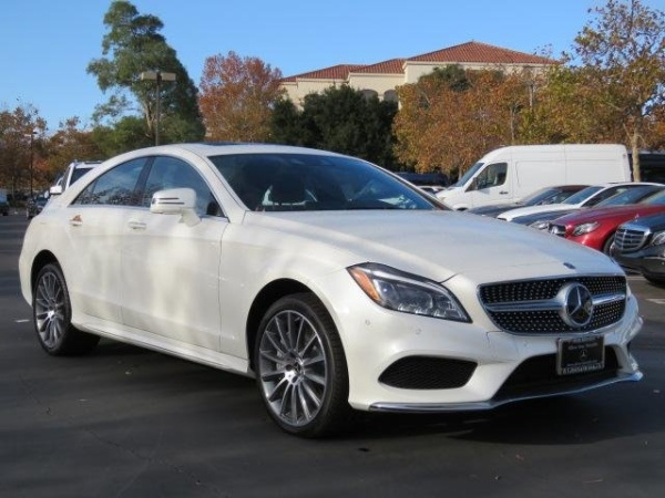 2018 Mercedes Benz CLS CLS 550 Coupe