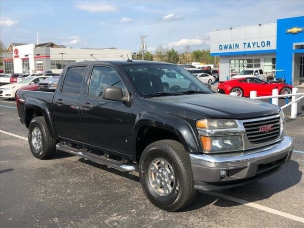 used gmc canyon for sale in clarksville tn u s news world report. Black Bedroom Furniture Sets. Home Design Ideas