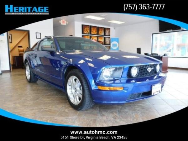 2007 Ford Mustang in Virginia Beach, VA