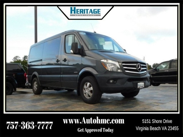 2015 Mercedes-Benz Sprinter 2500