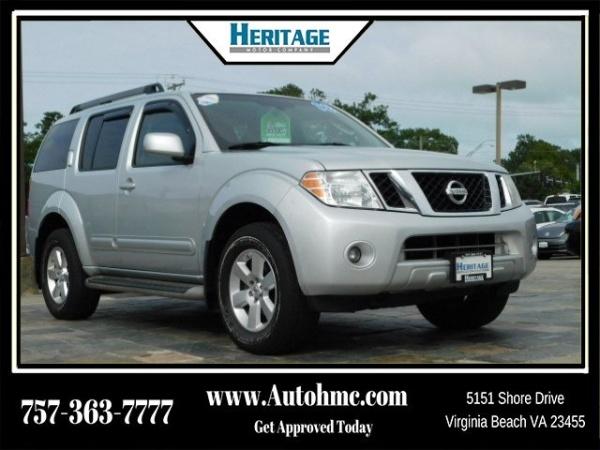 2012 Nissan Pathfinder in Virginia Beach, VA
