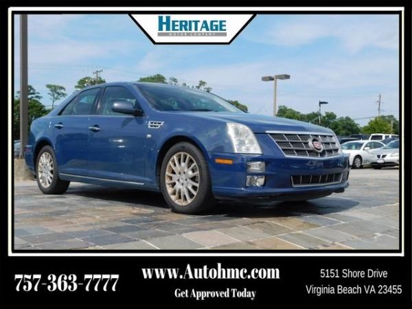 2009 Cadillac STS