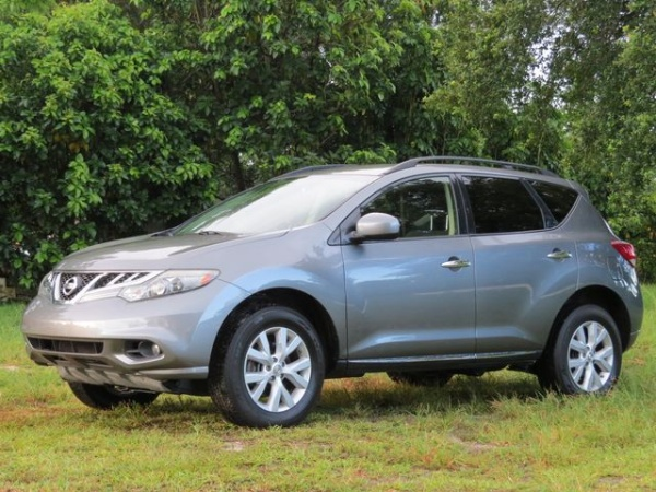 2013 Nissan Murano in Hollywood, FL