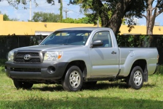 2017 Toyota Tacoma Regular Cab I4 Rwd Automatic For In Hollywood Fl