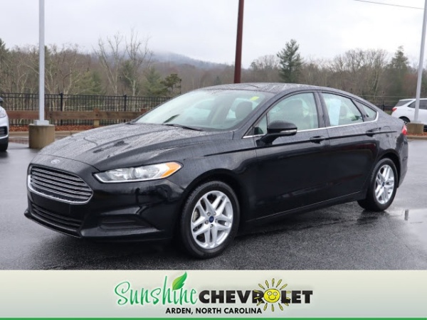 2016 Ford Fusion in Arden, NC