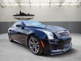 Used Cadillac Ats >> Used Cadillac Ats V Coupes For Sale Truecar