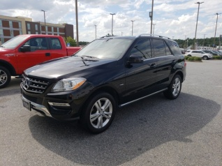 Used 2012 Mercedes Benz M Class ML 350 4MATIC For Sale In Columbus,
