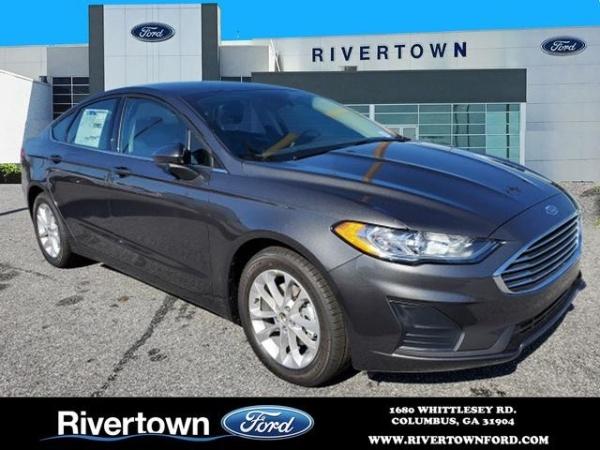 2020 Ford Fusion in Columbus, GA