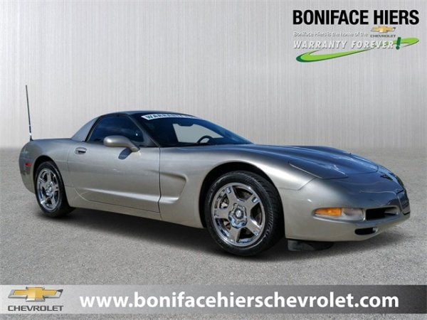 1999 Chevrolet Corvette Base