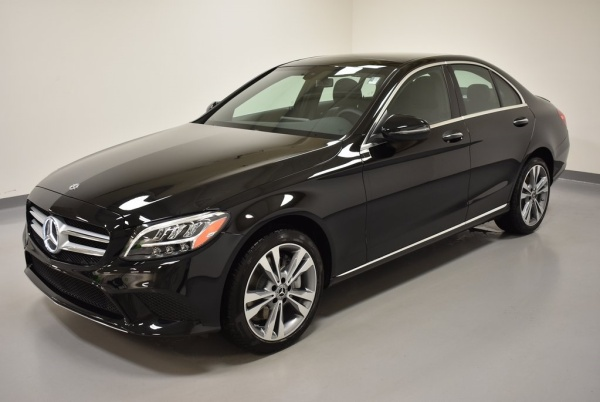 2020 Mercedes-Benz C-Class in Willoughby, OH