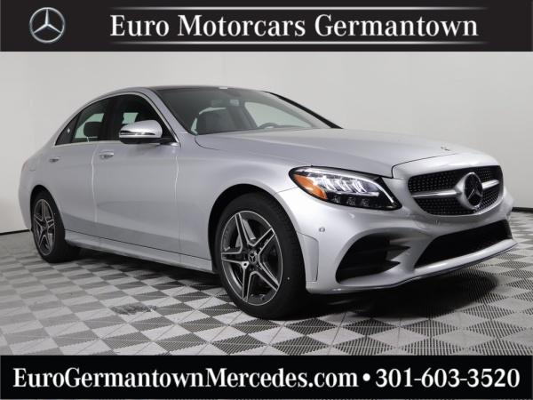 2020 Mercedes-Benz C-Class in Germantown, MD