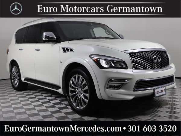 2016 INFINITI QX80 in Germantown, MD
