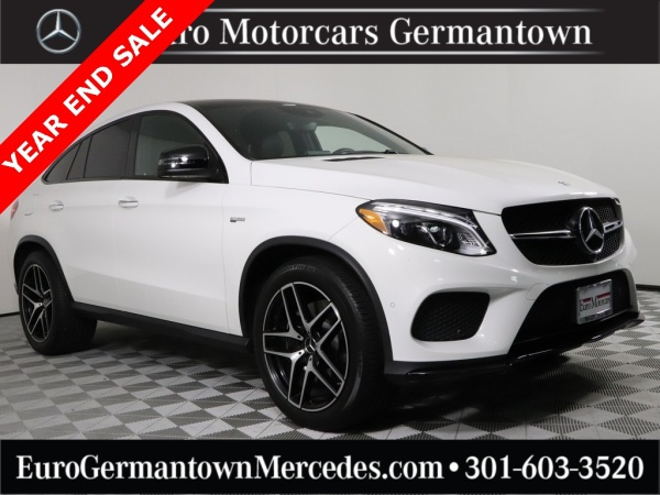 2019 Mercedes-Benz GLE in Germantown, MD