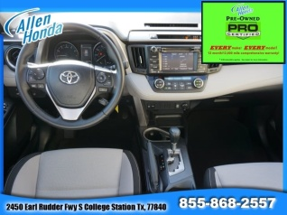 2017 Toyota RAV4 XLE FWD for Sale in College Station, TX