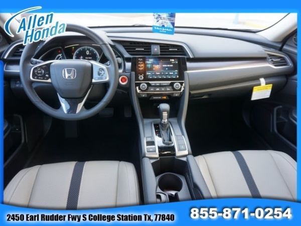 2019 Honda Civic in College Station, TX