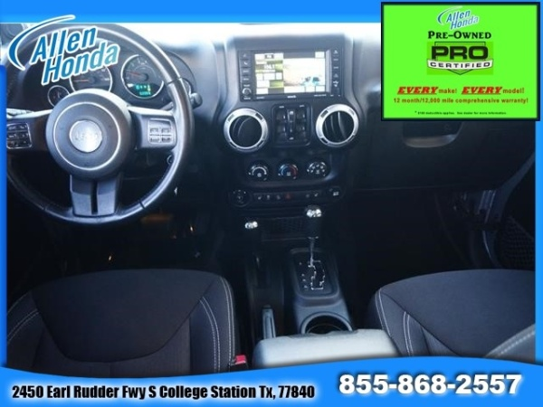 2014 Jeep Wrangler in College Station, TX