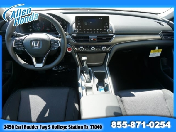 2019 Honda Accord in College Station, TX
