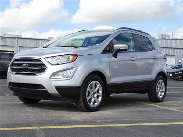 2019 Ford EcoSport in San Antonio, TX