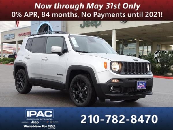 2018 Jeep Renegade in San Antonio, TX