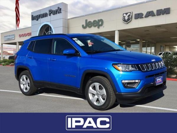 2019 Jeep Compass in San Antonio, TX