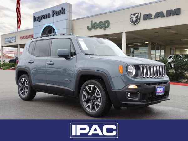 2018 Jeep Renegade in San Antonio, TX