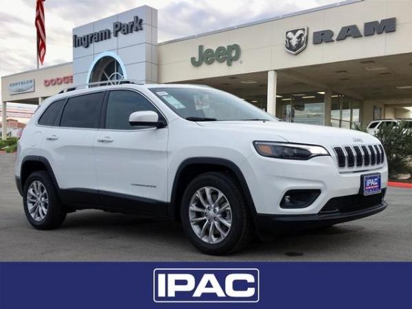 2019 Jeep Cherokee in San Antonio, TX