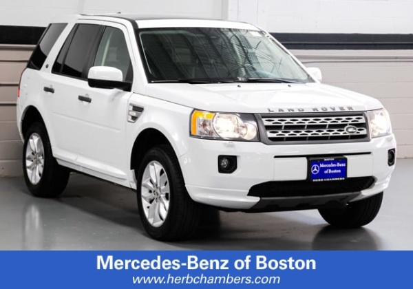 2011 Land Rover LR2 in Somerville, MA
