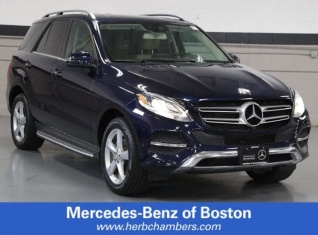 Used 2016 Mercedes Benz GLE GLE 350 4MATIC For Sale In Somerville, MA