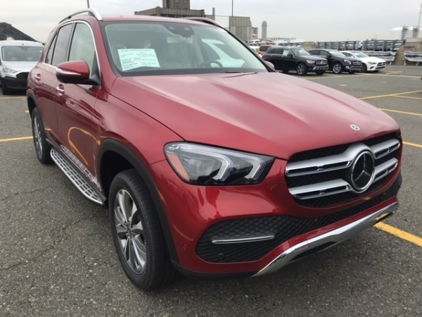 2020 Mercedes-Benz GLE in Somerville, MA