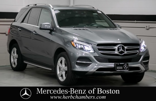 2017 Mercedes-Benz GLE in Somerville, MA
