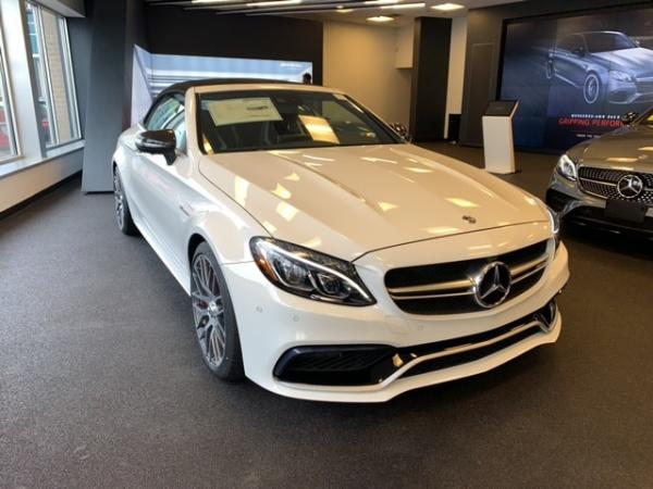 2018 Mercedes-Benz C C 63 S AMG